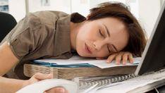 Falta de sono prejudica rendimento no trabalho e pode causar acidentes