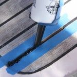 If you have teak on your boat, sooner or later you'll have to replace the black caulk. It's not hard, here's our step by step photo essay. So get it over with & enjoy the rest of the cruising season! commuterCRUISER.com