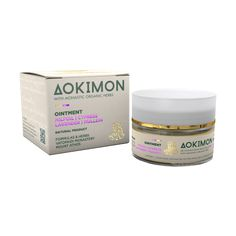 Helps in the healing of light burns and wounds, and in treating skin problems.