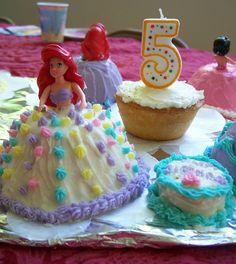 birthday cakes by fruittart92, via Flickr