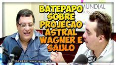 1ª Parte - Bate papo com Wagner Borges e Saulo Calderon no Programa Viag...