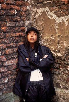 Aaliyah Dana Haughton aka LiLi, Baby Girl, Morning Glory & Wonder Woman