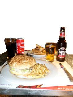 4º-OPEN BAR  #terraza #L'Eixample #Gràcia #Menú #hamburguesa #flauta puedes visitar #lacasaComalat #modernismo Más información en: www.openbcn.com