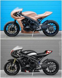 Triumph Speed Triple by Spirit of the Seventies