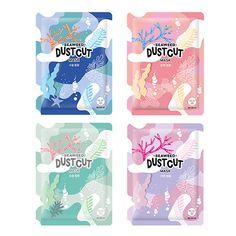 해조 더스트 컷 마스크 Chip Packaging, Craft Packaging, Tea Packaging, Cosmetic Packaging, Beauty Packaging, Label Design, Branding Design, Package Design, Cosmetic Design