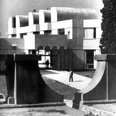 Josep Lluis Sert - Fundación Joan Miró (Barcelona 1972-1976)