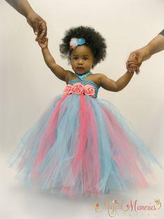 Tutu Dress Baby Tutu With Free Matching Headband by houseoftutus, $39.00