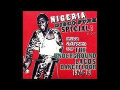 V/A - Nigeria Disco Funk Special: The Sound Of The Underground Lagos Dan...