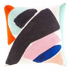 Kate Spade Yorkville Abstract Pillow - What's New - Accessories