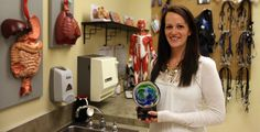 """Transitioning from an established nursing career, both military and civilian, to teaching health occupations at Hutchison High School was a huge career switch for Jeannette Johnson    """"It was a hard leap for me to make,"""" Johnson said. """"I loved being a clinical nurse, and I loved teaching patients and staff.""""  Nov. 19, 2012, story link: http://newsminer.com/view/full_story/20879548/article-Healthy-teaching--Hutchison's-health-occupations-instructor-dedicated-to-education?#"""