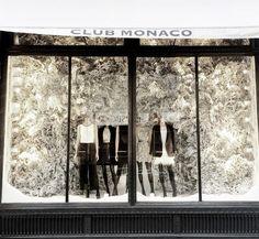 Club Monaco windows