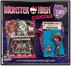 Han llegado los Monster Book !!!! | Helenitaz