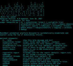 Vanquish is a Multithreaded Kali Linux scanning and enumeration automation platform. Designed to systematically enumerate and exploit using the law of diminishing returns.