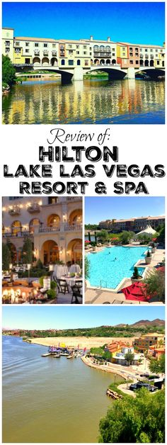 A review of my stay at the Hilton Lake Las Vegas Resort and Spa - a quiet place to stay away from the busy, downtown Las Vegas strip.