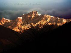 Golden Mountain  (way to Deoriya Taal)  Photo Credit: Abhishek Mandal