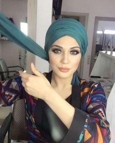 Die 11 Besten Bilder Von Kopftuch Islam Hijab Styles Head Scarf