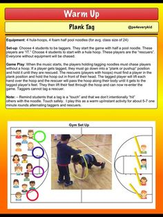 Work continues w/ some of my favorite elementary Tag Games. Screenshot & use for FREE Physical Education Activities, Elementary Physical Education, Pe Activities, Health And Physical Education, Leadership Activities, Movement Activities, Waldorf Education, Physical Exercise, Fitness Activities