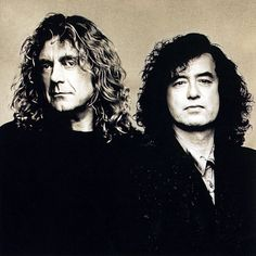Robert Plant & Jimmy Page                                       PAGE | PLANT