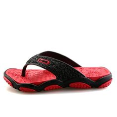 Men's Sandals Casual Summer Slippers Shoes Men Rubber Platform Sandals.