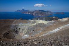 Vulcano, Îles Eoliennes - Sicile