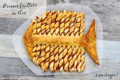 Voici une façon originale et ludique pour déguster des feuilletés apéritifs mais aussi pour un dessert à partager car vous pouvez opter pour une garniture salée ou sucrée. Comme cette année Pâques tombe le 1er avril, je me suis dit qu'un poisson de Pâques...