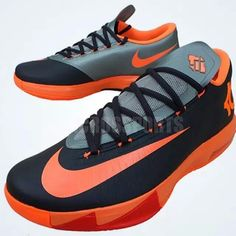 new concept bdbe2 4f64d The Nike KD VI Anthracite Total Orange release date is official.