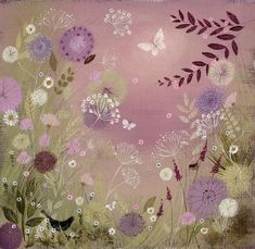 Homes & Gardens Portfolio | Lucy Grossmith | Heart To Art Illustration Photo, Illustration Pictures, Original Paintings For Sale, Butterfly Pictures, Naive Art, Whimsical Art, Prints For Sale, Landscape Art, Altered Art