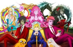 adventure time anime - Google'da Ara