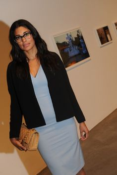 Rachel Roy...love her glasses