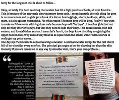 Definitely read this, I'm sorry it's so long but it's definitely worth it.