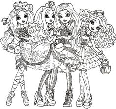 ever after high coloring pages | ever+after+high+coloring+pages.PNG