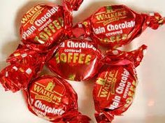 Walkers Plain Chocolate Toffee - http://bestchocolateshop.com/walkers-plain-chocolate-toffee/