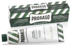 Proraso Shaving Cream, Eucalyptus & Menthol, 150 ml, New Formulation PRORASO,http://www.amazon.com/dp/B00837ZOI0/ref=cm_sw_r_pi_dp_nd7Ctb1RP0MBHWVM