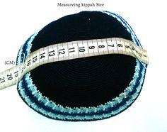 measuring-kippah