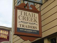 Trail Creek Disney World.