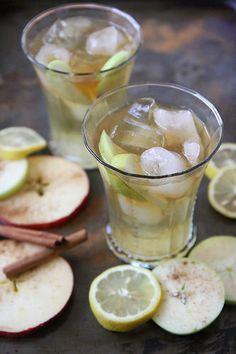 Apple Cider Bourbon Punch