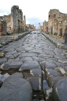 Pompeya Italia Pompeii, Most Beautiful