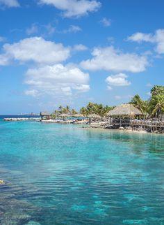 Curazao Island en el Caribe. #travel #caribe #viajar
