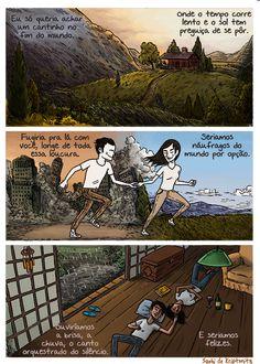 Satirinhas - Quadrinhos, tirinhas, curiosidades e muito mais! - Part 378