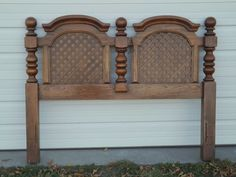 This Headboard Bench Idea Is Drop Dead Gorgeous