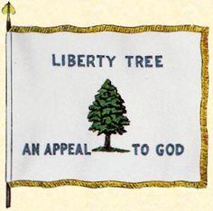 The Decorated Tree (of Life): the liberty tree