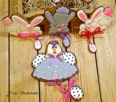 Easter Cookies Пасхальная курочка