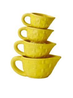 Home Essentials 4-Piece Measuring Cup set