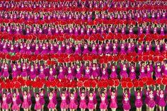 Arirang Mass Games by Christian Aslund - Rinse