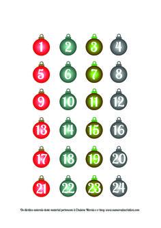 Abrindo os vídeos de Natal do nosso querido canal no YouTube, trouxe uma contagem regressiva, também conhecida como Calendário do Advento.♥ É um calendário com tarefas cheias de amor para os 24 dias que antecedem o Natal. Falo tudo sobre e explico como fazer nesse vídeo aqui:   Materiais para baixar: *(Basta salvar a imagem, ela vai com o tamanho completo)   Como eu mencionei no vídeo, trouxe algumas inspirações bem criativas de contagem regressivas. Olhem só:  Fonte  Fonte  Fonte  Fonte…