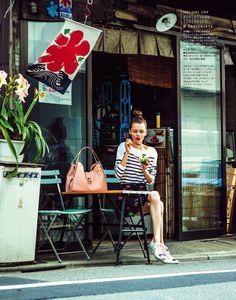 visual optimism; fashion editorials, shows, campaigns & more!: erika labanauskaite by masashi ikuta for spur august 2014