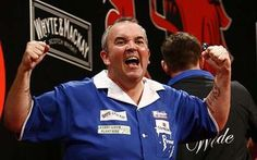 Phil Taylor the power the best darts player ever