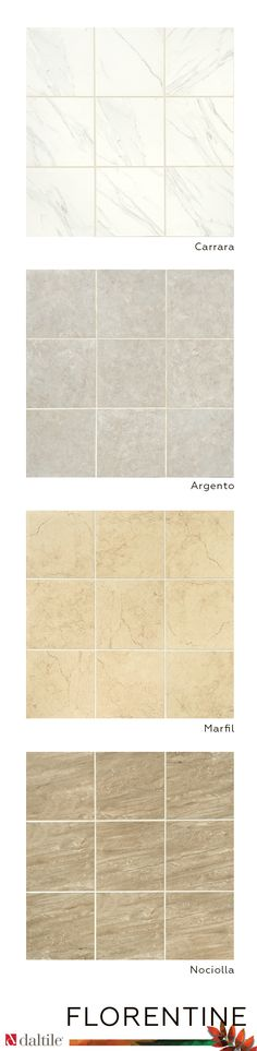 Florentine From Daltile Is For Those Who Admire The Elegance Of - Daltile new orleans