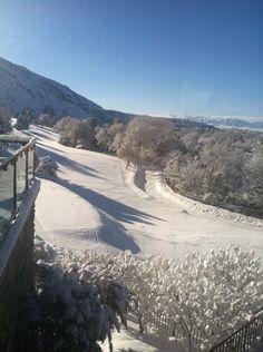 Logan Golf & Country Club in Winter