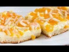 Bizcocho de mandarinas y queso